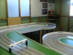 Tauranga Slot Racing - track back section